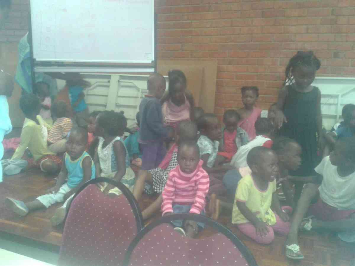 Zimbabwe Nkulumane Christmas Party 12 2016 2