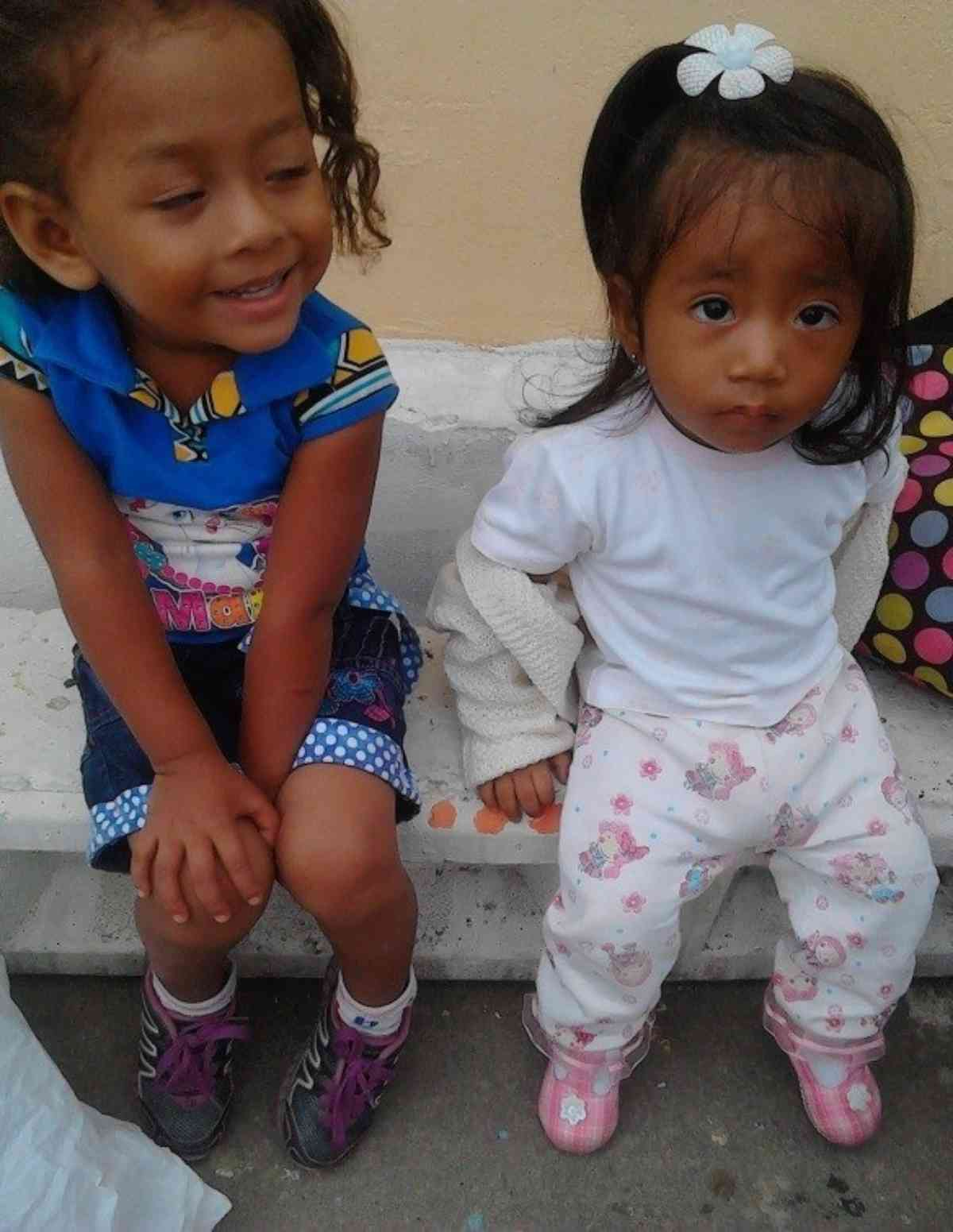 Machala 2015 Little Girls